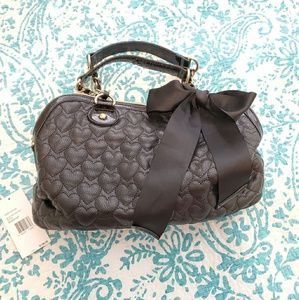 Betsey Johnson Dome Satchel